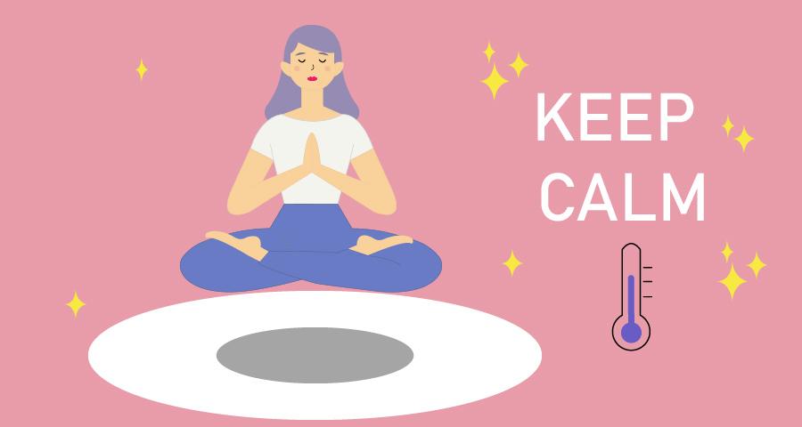 meditación para el autocontrol